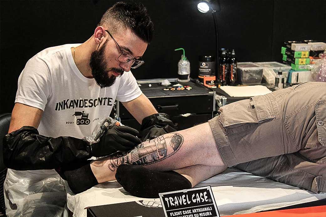 Roberto Santovito workstation deluxe