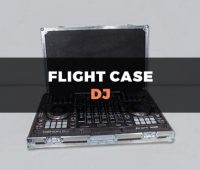 Custodia flight case per dj