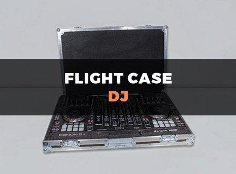 Custodia flight case per dj