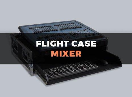 Custodia flight case per mixer