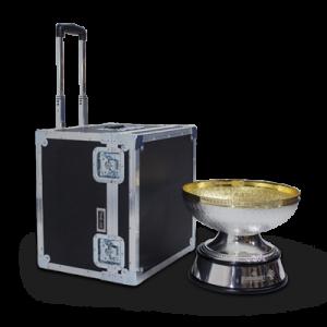 Custodia per trasporto trofeo Eurobasket