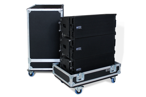 Flight case Travel Case per casse