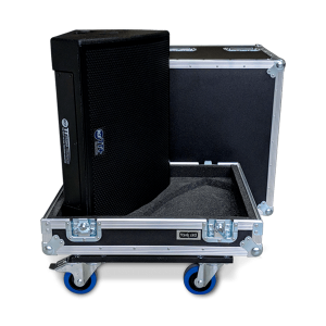 Flight case per casse RCF TT+