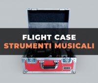 Flight case per strumenti musicali