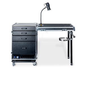 Workstation tattoo deluxe aperta