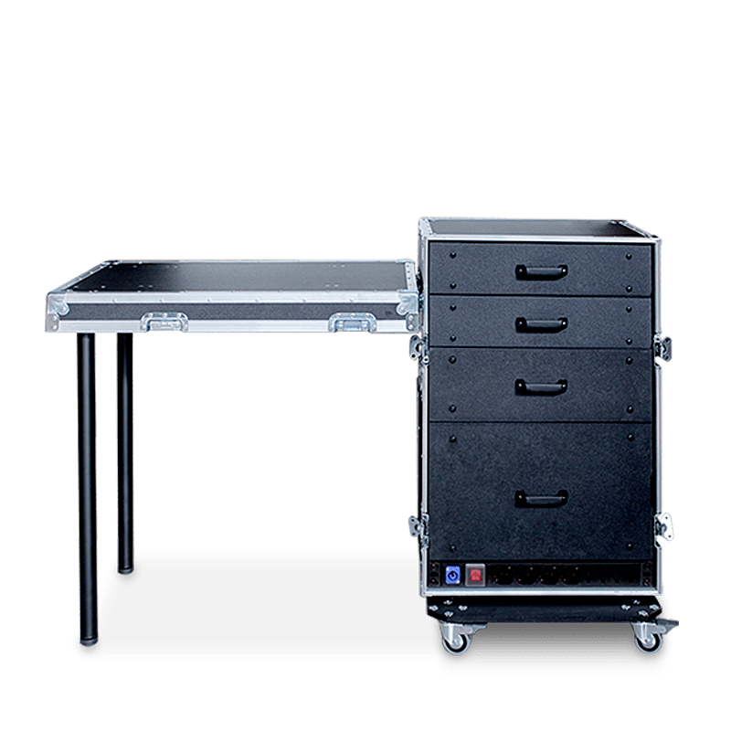 Workstation tattoo basic Travel Case