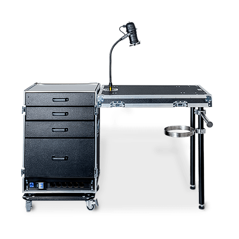 Workstation tattoo deluxe Travel Case