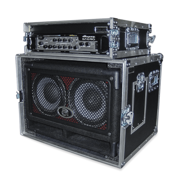 Flight case per amplificatore Ampeg Combo