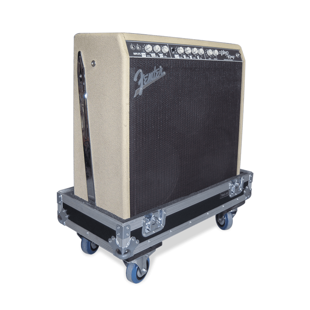 Flight case per amplificatore Fender Vibro King