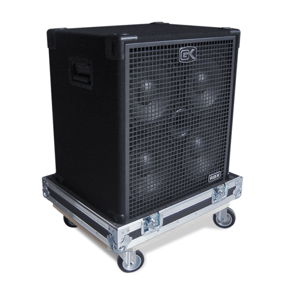 Flight case per amplificatore Gallien-Krueger 410 RBX-2