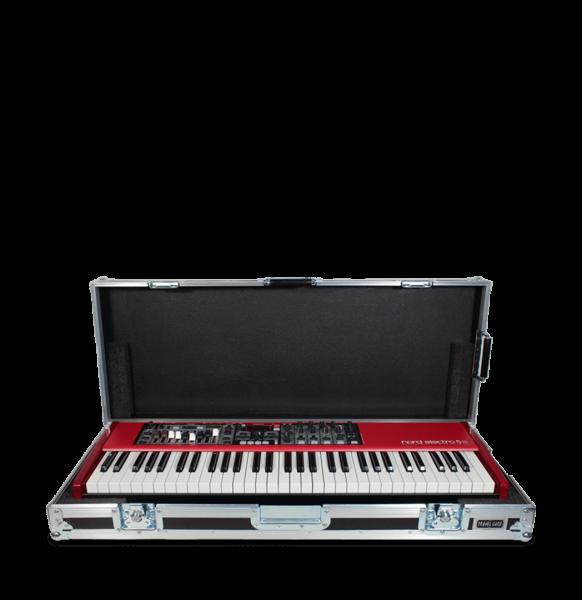 Flight case per tastiera Nord Electro 5D 61 tasti
