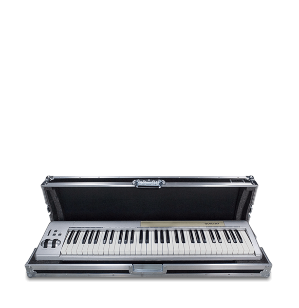 Flight case per tastiera M Audio