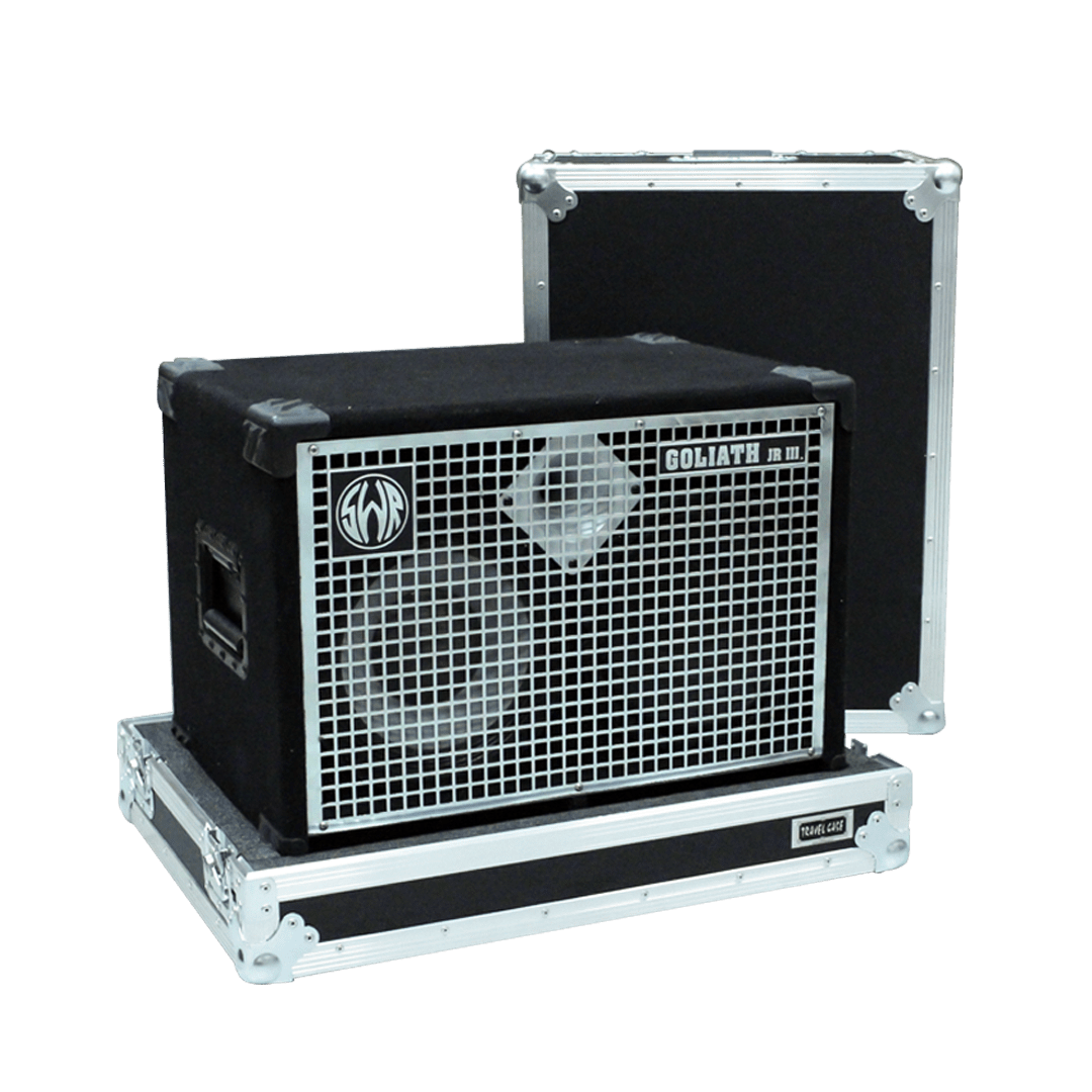 Flight case per amplificatore SWR Goliath jr III