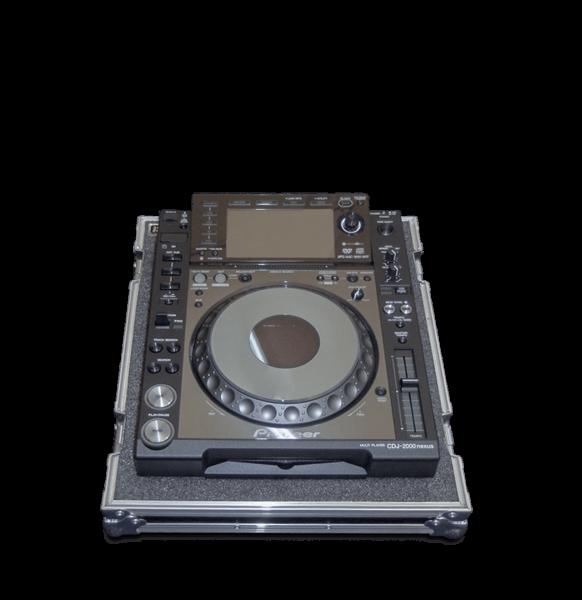 Flight case per Pioneer CDJ 2000 Nexus