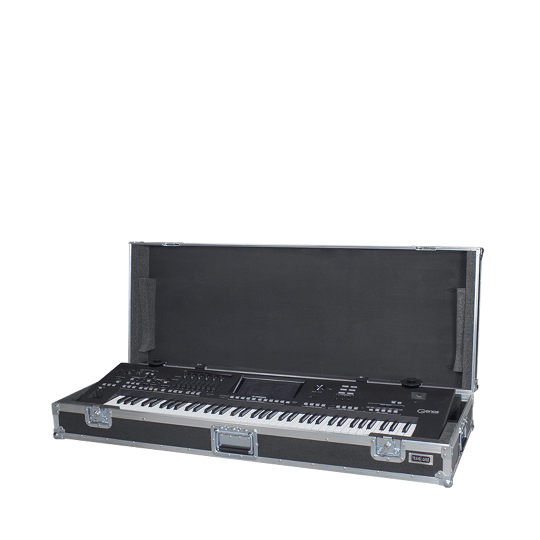 Flight case per tastiera Yamaha Genos
