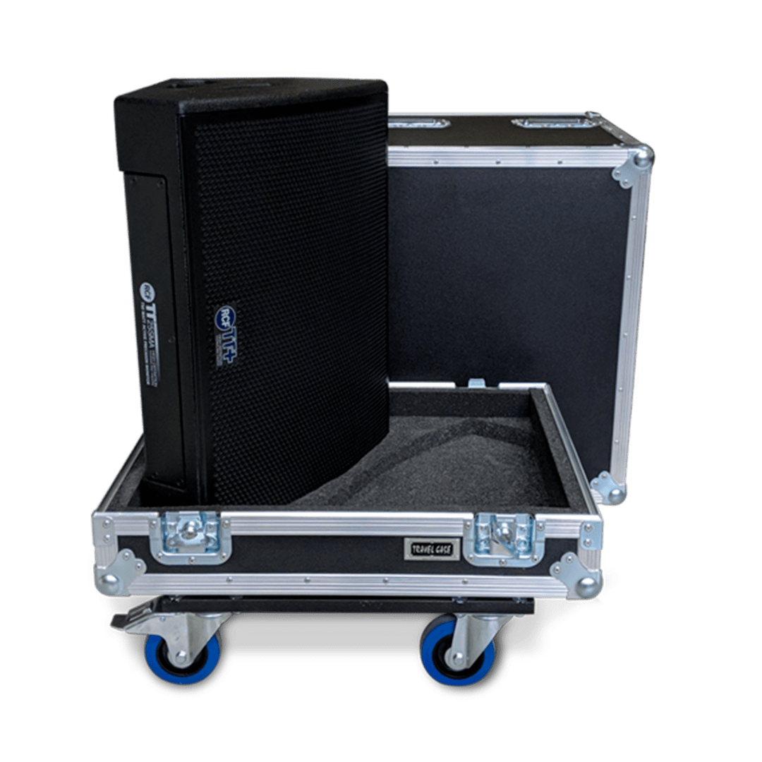 Flight case per 2 moduli RCF TT 25SMA