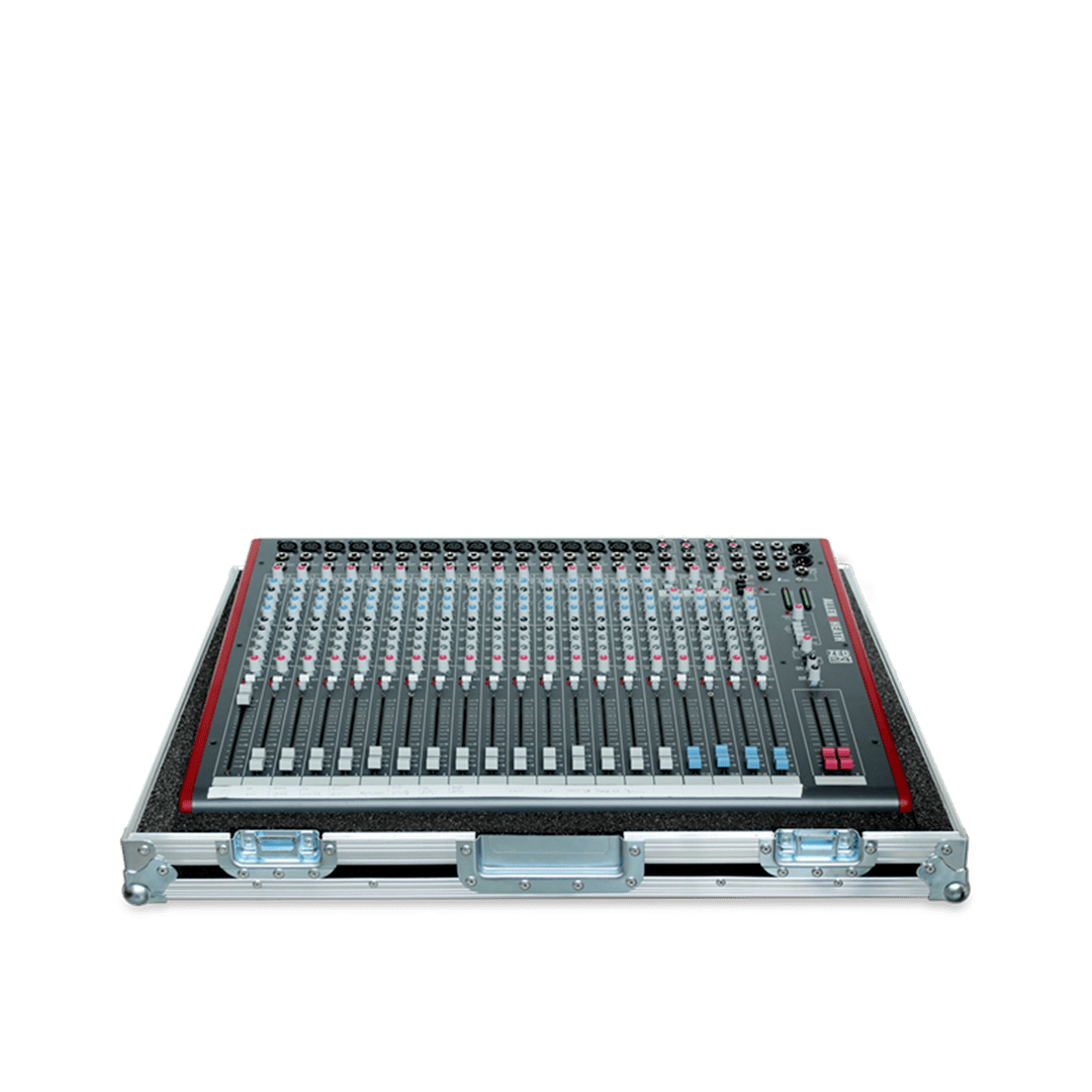 Flight case per mixer Allen & Heath Zed24