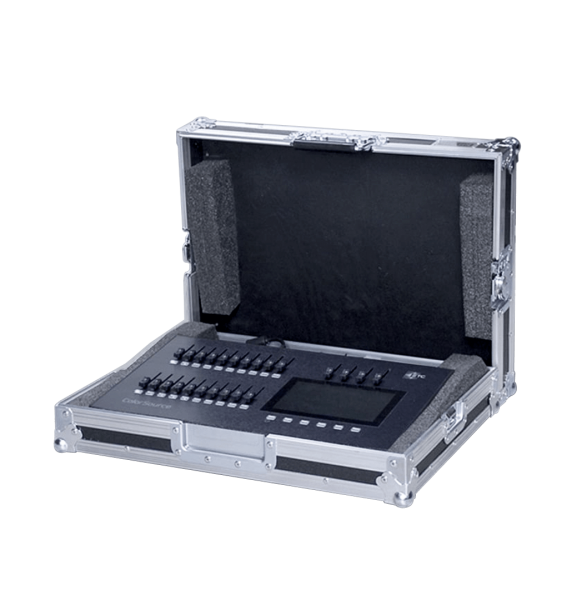 Flight case per mixer ETC ColorSource
