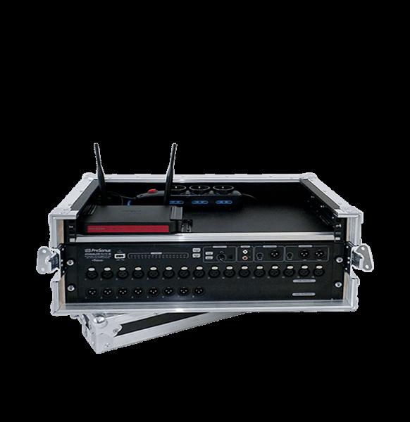 Flight case per mixer digitale Presonus