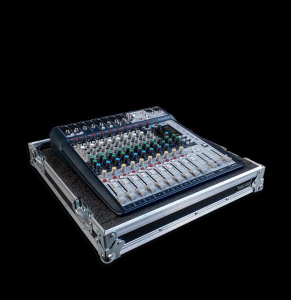 Flihgt case per mixer Soundcraft Signature 12
