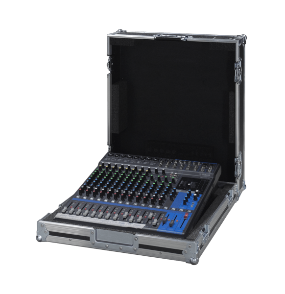 Flight case per mixer Yamaha MG16XU