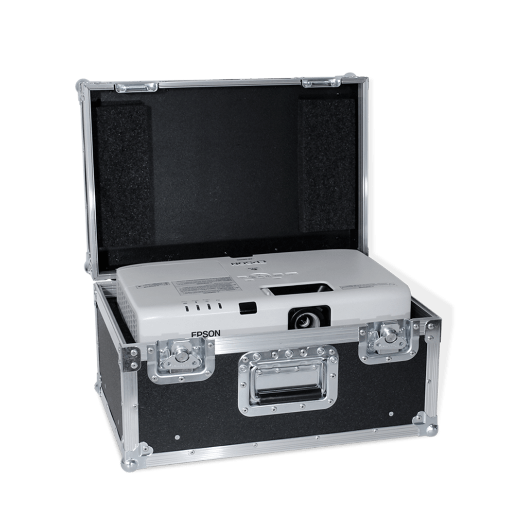 Flight case per video proiettore Epson