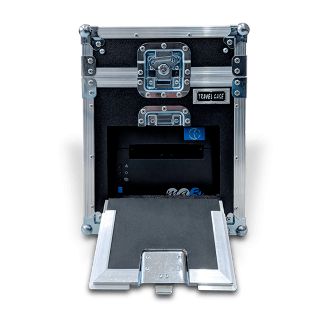 Flight case per stampante